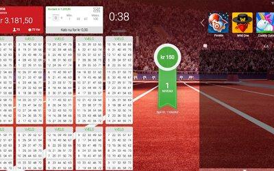 spil bingo på the arena