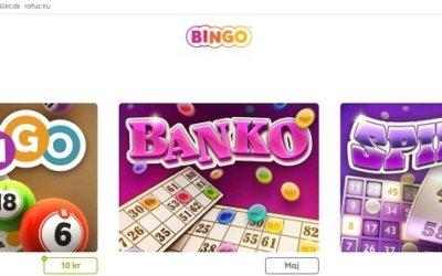 Bingo.dk-spil